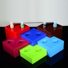 2012 wholesale Opi acrylic nail polish standig display rack