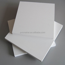 2015 new 4x8 pvc plastic sheet for Ads board