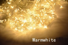new products on china market curtain indoor light for holiday
