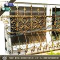 francés de hierro forjado ventana de diseños de la parrilla