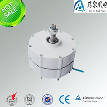 CE marked permanent magnet generator 500w AC output 12/24/48v price made in china