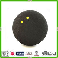 best price good quality hot sell yellow dot squash ball made in China,any logo and packing