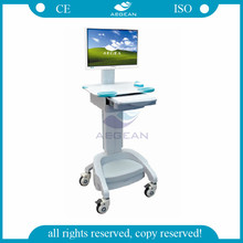 AG-WT002A CE &ISO High Quality All in One mobile computer cart