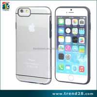 2014 mix color TPU PC case for iphone 6, for iphone6 case, for iphone 6 plus case