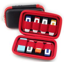 Waterproof Portable external hard disk case