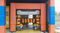 CHINA car wash products, fully automatic car wash system