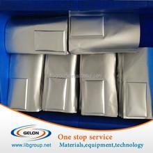 lithium pouch cells - Aluminum foil laminated film