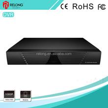 4 canali 1080p HDMI/VGA p2p mobile controllo 4 canali dvr registratore 12v TVT cctv dvr