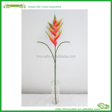 Plastic Single Stem Artificial Flower Arrangement