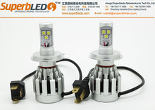 3rd generation headlight 3000LM 34W H4 all in one headlight for autos