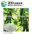 المنتجات المصنوعة الموارد الطبيعية mucuna pruriens استخراج 10%-- 99% l-- دوبا
