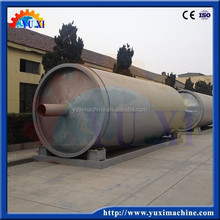 Longer working life waste tyre recycling equipment /used tire recycling producting equipment