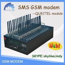 SMS Modem 32 ports for sending bulk gsm modem pool sim server sms gateway