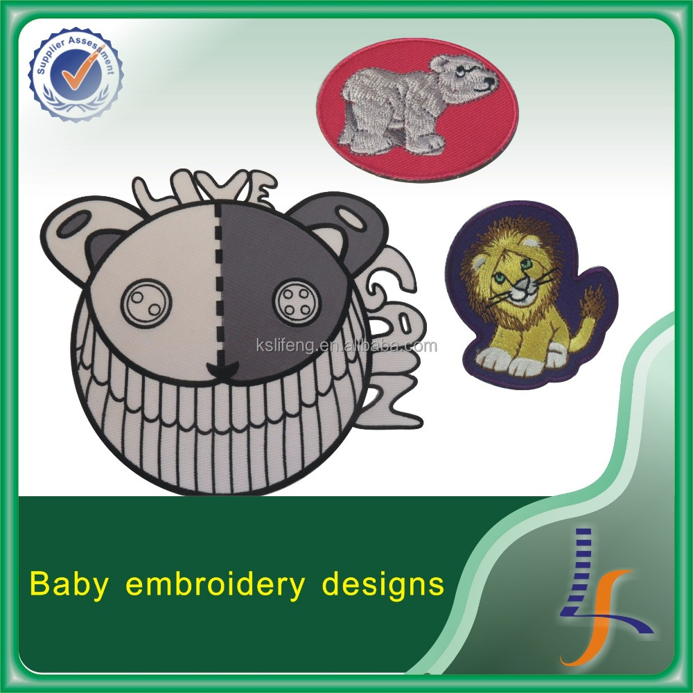 Embroidery women shirts design baby designs