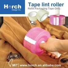 Made in taiwan lint remove fashion style sticky lint roller