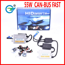 55W Car HID Kit Canbus HID xenon Kit 55W Slim Can bus Kit