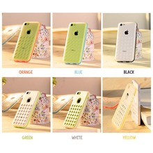 Hot selling Wholesale China Cheap Dot Pattern Fancy Phone Case Cover for iPhone 5C