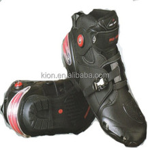 Professional Motorcycle Road Racing Boots, motorcycle boots