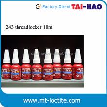 LOCTIT- loctit threadlocker 243 10ml adhesive - 243 blue anaerobic adhesive sealant - loctit 243 anaerobic sealant thread 10ml