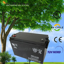Bluesun ISO CE SGS solar system with gel filled battery 12v 100ah