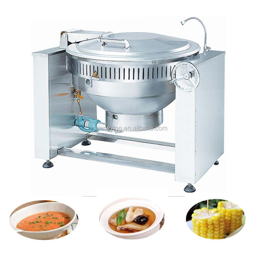 Xygt-h150 Industrial Kitchen Equipment Soup Making Machine/pot - Buy ...