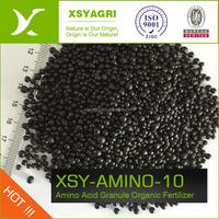 Amino Acid granular fertilizer used as the grass fertilizer, compound with NPK