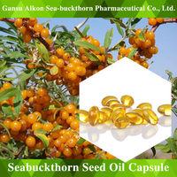 seabuckthorn seed oil soft capsule