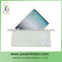 Ultrathin Wireless Bluetooth Keyboard Snap On Case Stand For Apple iPad Mini New