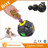 Hot Selling Pet Toy Vinyl Toy Dog Teeth Ball Toy