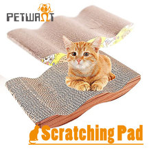 2015 new wholesale cat scratcher corrugated cardboard cat product