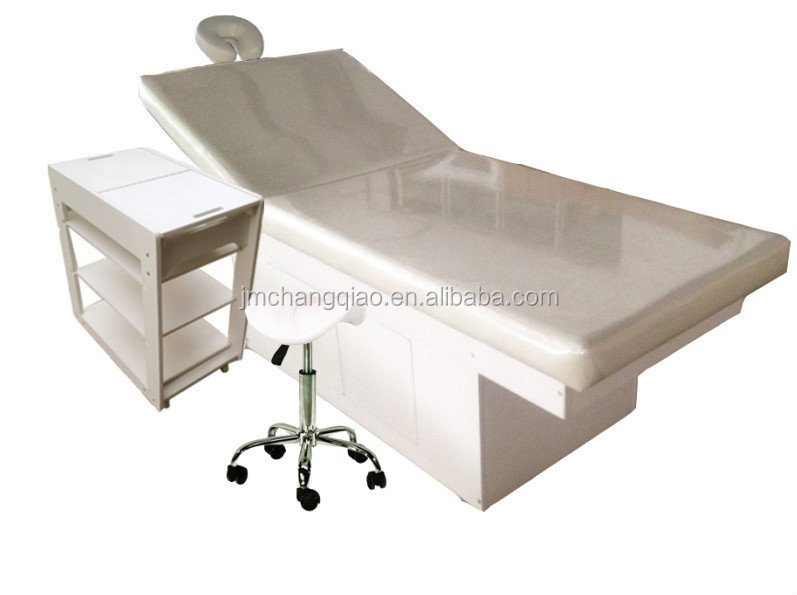 2015 new products high end beauty salon solid wood massage for Solid salon