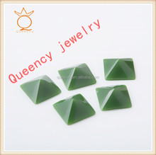 Miao dian flat acrylic sew on stone