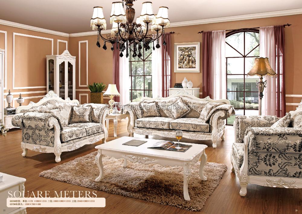 Chine salon canapé mis dubai canapé en cuir meubles-Canapé salon ...