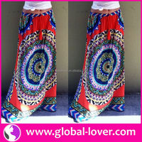 Top selling lady indian skirt and blouse
