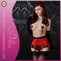 Wholesale New Hot Ladies Nipple Cover With Garters Factory