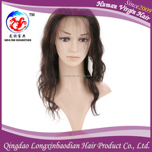 100% Human Hair Wholesale Price Top Quality Super Charming Cambodian Hair Full Cuticle 1B#/27# Highlights Color Lace Front Wig