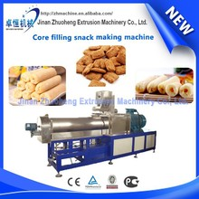 Crisp filled snack extrusion machine