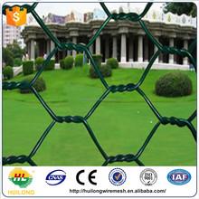 China supplier Galvanized Hexagonal Wire Mesh/Hexagonal metal mesh/anping hexagonal mesh