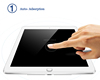 High effective tempered glass screen protector For ipad mini screen protector