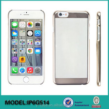 Luxury mobile phone case for iphone 6 ,for iPhone 6 plus cover case