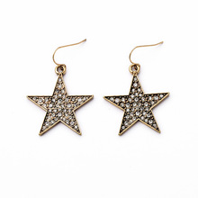 2015 Wholesale ladies earring design latest fashion earrings