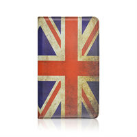 UK National Flag PU Leather Tablet Cover Case For Samsung Galaxy Tab S 8.4 T700, Cover Cases For Android Tablet
