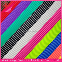 Premium Quality 25mm Solid Color Polyester Grosgrain Ribbon