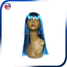 Crazy fen wig party wig funny sprots fan wig