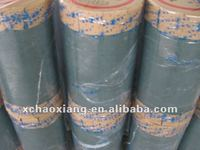 Polyester film/ insulating cardboard laminated materials