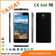 high end MTK6592 octa core 4g lte cellular phone 5 inch screen smartphone with reliable components