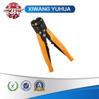 210mm electric crimping tool for wire peeling