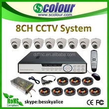 dome security camera kit,4channel low price dome camera handheld satellite finder cctv camera monitor