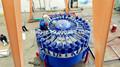 Separador ciclone procesador mineral industrial ore