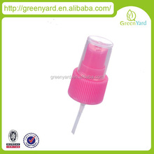 China Greenyard Sprayers Fine Mist Facial Spray for Cosmetic Bottle